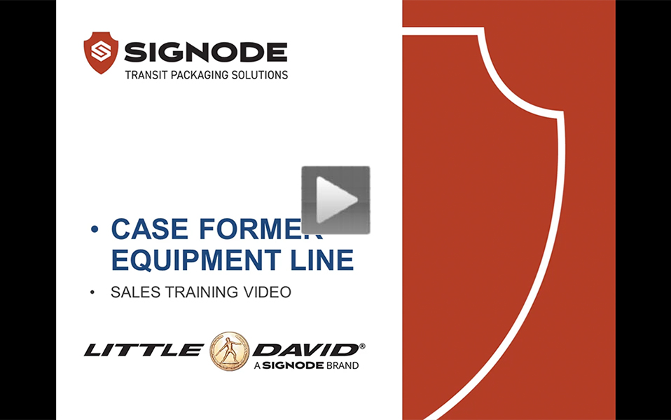 Case Erectors/Case Formers Products Video